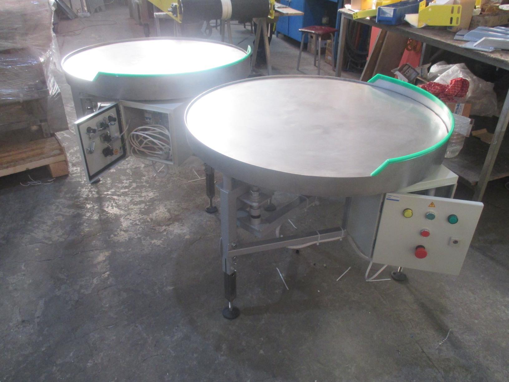 накопительный стол для конвейера
