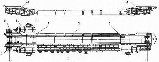 Устройство скребкового конвейера